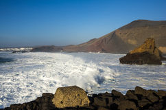 El Golfo Stock Photography