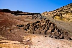 El Golfo Lanzarote Stock Images