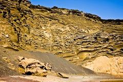 EL Golfo Lanzarote Fotografia de Stock Royalty Free