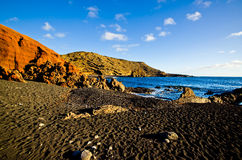 El Golfo Lanzarote Stock Photo