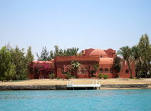 EL Gouna, Ägypten Lizenzfreies Stockfoto