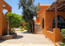 EL Gouna, Ägypten Stockbild