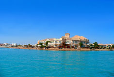 El Gouna. Egypt Royalty Free Stock Photo