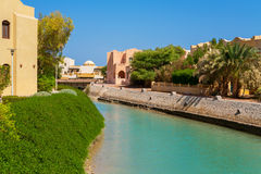 El Gouna. Egypt Stock Photos