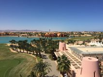 El Gouna Egypt Stock Photography