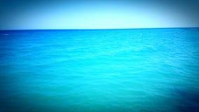 El Gouna. Sea beach blue royalty free stock image
