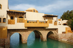 El Gouna town. Egypt Stock Photo