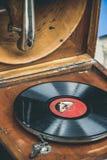 El gramófono imagenes de archivo