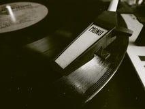 El gramófono viejo Fotos de archivo
