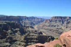 El gran barranco de Colorado foto de archivo libre de regalías