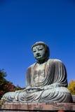 El gran Buda Daibutsu Kamakura, Japón Imagenes de archivo