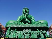 El gran Buda de Nagoya Foto de archivo libre de regalías