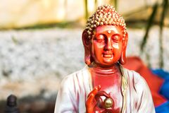 El gran Buddha fotos de archivo libres de regalías