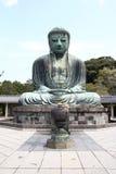 El gran Buddha de Kamakura Fotografía de archivo