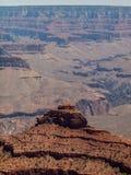 El Gran Cañón Foto de archivo libre de regalías