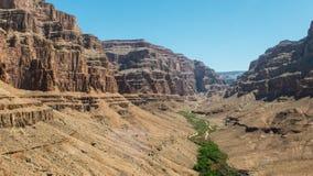 El Gran Cañón Imagenes de archivo