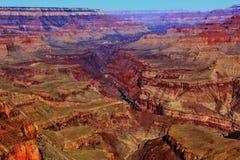 El Gran Cañón Imagen de archivo libre de regalías