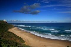 El gran camino del océano Foto de archivo libre de regalías