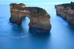 El gran camino del océano Imagenes de archivo
