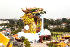 El gran dragón Fotos de archivo libres de regalías