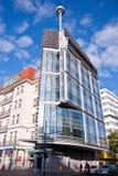 El gran edificio de Jahn Fotografía de archivo