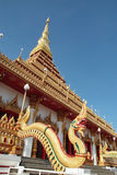 El gran stupa Fotografía de archivo
