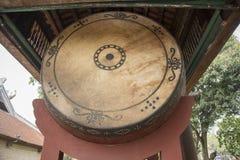 El gran tambor Imagen de archivo libre de regalías