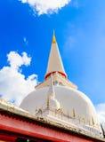 El gran templo de Tailandia Foto de archivo