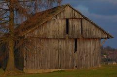El granero fotografía de archivo libre de regalías