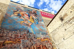El Greco, the city of Toledo, Spain Royalty Free Stock Image
