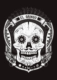 El gringo Royalty Free Stock Photography