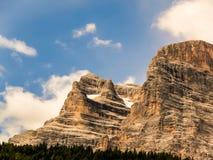 El guardia de la montaña foto de archivo libre de regalías