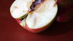 El gusano se arrastra de Apple corrompido metrajes