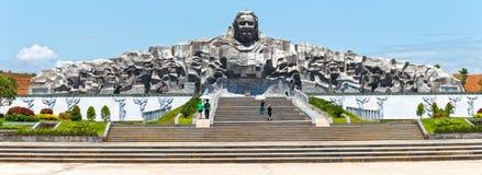 El héroe más grande de las mujeres de la estatua Fotografía de archivo libre de regalías