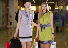 El hacer compras Imagen de archivo libre de regalías