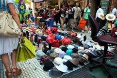 El hacer compras en Buenos Aires Fotografía de archivo libre de regalías