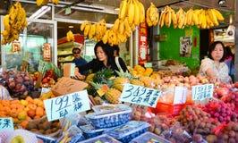 El hacer compras en Chinatown San Franisco Imagen de archivo