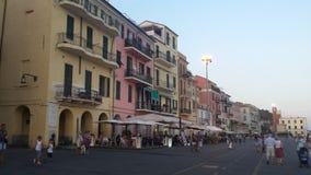 El hacer compras en Italia Fotos de archivo libres de regalías