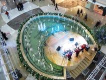 El hacer compras en Rusia Fotografía de archivo libre de regalías