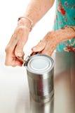 El hacer frente a artritis fotografía de archivo