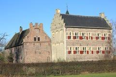 El Hasselholt histórico, los Países Bajos Imagen de archivo libre de regalías