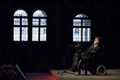 El Hawking de Stephen Fotos de archivo