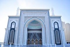 El Hazret Sultan Mosque foto de archivo
