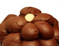 El helar del chocolate   Fotos de archivo
