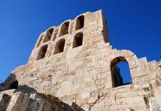 El Herodion foto de archivo