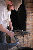 El herrero Imagen de archivo libre de regalías