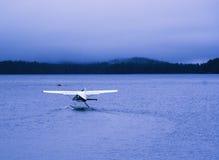 El hidroavión listo para saca Foto de archivo libre de regalías
