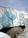 El hielo Imagen de archivo