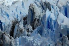 El hielo azul eterno imágenes de archivo libres de regalías