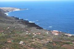 EL Hierro - Îles Canaries Photo libre de droits